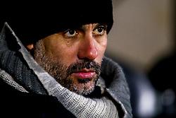 Manchester City manager Pep Guardiola - Mandatory by-line: Robbie Stephenson/JMP - 23/01/2019 - FOOTBALL - Pirelli Stadium - Burton upon Trent, England - Burton Albion v Manchester City - Carabao Cup