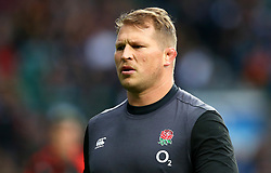 Dylan Hartley of England - Mandatory by-line: Robbie Stephenson/JMP - 11/11/2017 - RUGBY - Twickenham Stadium - London, England - England v Argentina - Old Mutual Wealth Series