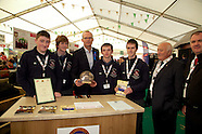 Angus Beef Ireland Stand at The National Ploughing Championships 2014.