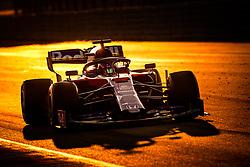 February 21, 2019 - Barcelona, Spain - 23 ALBON Alexander (tha), Scuderia Toro Rosso Honda STR14, action during Formula 1 winter tests from February 18 to 21, 2019 at Barcelona, Spain - Photo  Motorsports: FIA Formula One World Championship 2019, Test in Barcelona, (Credit Image: © Hoch Zwei via ZUMA Wire)