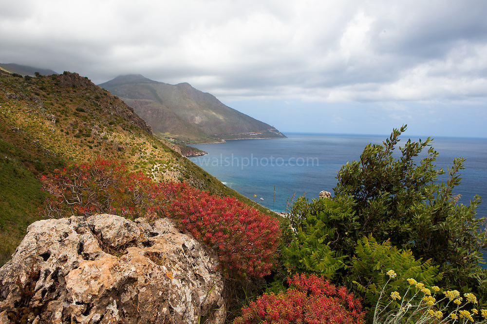 Zingaro Nature Reserve, Scopello, Sicily