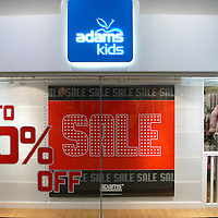 London Jan 5 Around 850 people lost their jobs at the failed childrenswear chain Adams today when administrators announced the closure of 111 stores..The remaining 160 stores, which employ 2,350 staff, will stay open as normal while administrators from PricewaterhouseCoopers continue to seek a buyer for the business....Please telephone : +44 (0)845 0506211 for usage fees .***Licence Fee's Apply To All Image Use***.IMMEDIATE CONFIRMATION OF USAGE REQUIRED.*Unbylined uses will incur an additional discretionary fee!*.XianPix Pictures  Agency  tel +44 (0) 845 050 6211 e-mail sales@xianpix.com www.xianpix.com