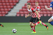 Jake Hesketh of Southampton U23's during the Under 23 Premier League 2 match between Southampton and Manchester United at St Mary's Stadium, Southampton, England on 22 August 2016. Photo by Phil Duncan.