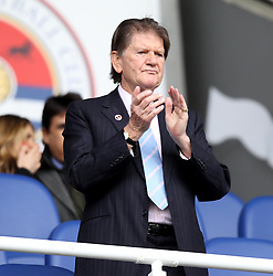 Sir John Madejski - Photo mandatory by-line: Robbie Stephenson/JMP - Mobile: 07966 386802 - 04/04/2015 - SPORT - Football - Reading - Madejski Stadium - Reading v Cardiff City - Sky Bet Championship