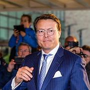 NLD/Tilburg//20170403 - Koningsdagconcert in Tilburg 2017, Prins Constantijn