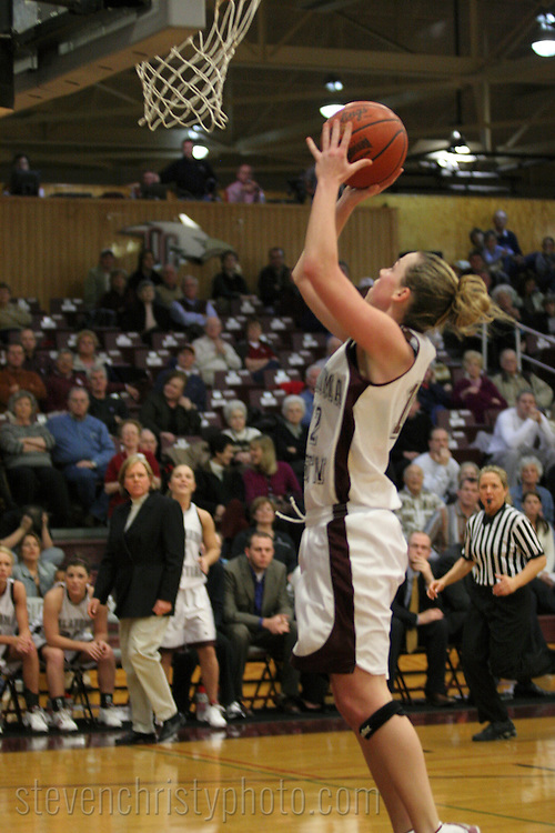 OC Women's Basketball vs SNU.January 9, 2005.