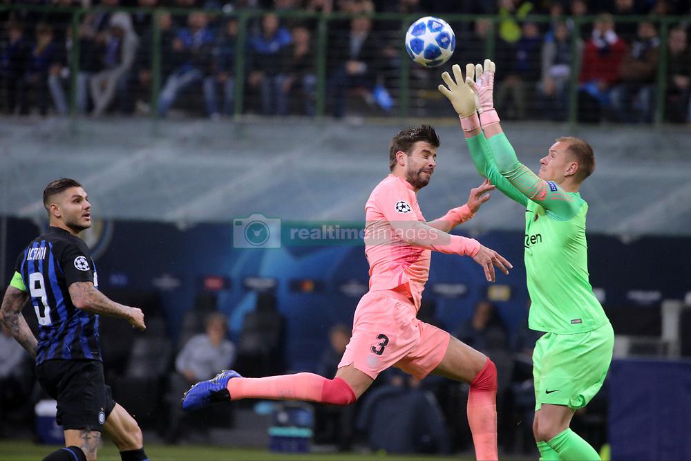 صور مباراة : إنتر ميلان - برشلونة 1-1 ( 06-11-2018 )  20181106-zaa-n230-447