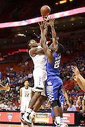 USF Basketball Vs. Kentucky 2015 American Airlines Arena