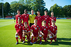 120830 Wales U16 v Poland U16