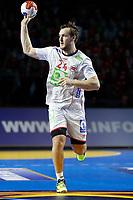 Håndball , 17. januar 2016 ,  :Norge vs Brasil - Championnat du Monde - 17/01/2017<br /> Christian OSullivan O Sullivan (Norvege)<br /> Norway only