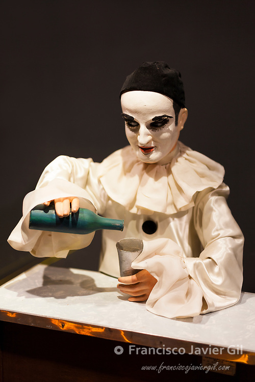 Museum of the Automaton, Souillac, Lot, Occitanie, France