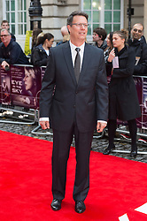 © Licensed to London News Pictures. 11/04/2016. Gavin Hood arrives for the European film premiere of Eye In The Sky. London, UK. Photo credit: LNP