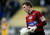 Fotball , 14. mars 2009 , Tippeligaen , Stabæk - Lillestrøm 1-1<br /> Otto Fredrikson , LSK