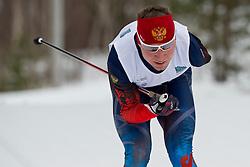 LEKOMTCEV Vladislav, RUS, Long Distance Biathlon, 2015 IPC Nordic and Biathlon World Cup Finals, Surnadal, Norway