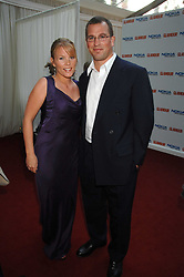 PETER PHILLIPS and AUTUMN KELLY at the Glamour magazine Women of the Year Awards held in the Berkeley Square Gardens, London W1 on 5th June 2007.<br /><br />NON EXCLUSIVE - WORLD RIGHTS