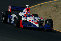 Jeff Bucknum at Infineon Raceway, Argent Mortgage Indy Grand Prix, August 28, 2005