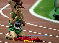 Athletics, 26. august 2003, VM Paris, World Championship in Athletics,  Hichyam El Guerrouj, 1500 metres