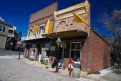 Ott's Assay Office and The South Yuba Canal Building, 132 Main Street, Nevada City, California, United States of America