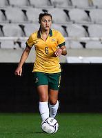 Fifa Womans World Cup Canada 2015 - Preview //<br /> Cyprus Cup 2015 Tournament ( Gsp Stadium Nicosia - Cyprus ) - <br /> Australia vs England 0-3   //  Servet Uzunlar of Australia
