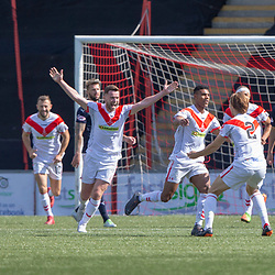 Airdrie 3 v 4 Raith Rovers, Scottish Football League Division One