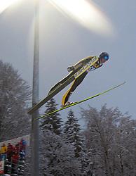 06.01.2012, Paul Ausserleitner Schanze, Bischofshofen, AUT, 60. Vierschanzentournee, FIS Ski Sprung Weltcup, 1. Wertungssprung, im Bild Dimitry Vassiliev (RUS) // Dimitry Vassiliev of Russia during 1st Round of 60th Four-Hills-Tournament FIS World Cup Ski Jumping at Paul Ausserleitner Schanze, Bischofshofen, Austria on 2012/01/06. EXPA Pictures © 2012, PhotoCredit: EXPA/ Johann Groder