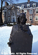 Statue of Benjamin Franklin, Franklin and Marshall College, Lancaster, PA