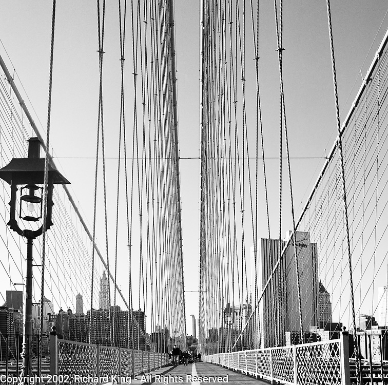 Suspension Cables, Brooklyn Bridge