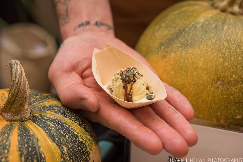WINTER SQUASH Chef: Timothy Wastell<br />