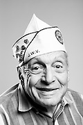 Harry Ettlinger<br /> Army<br /> E-5<br /> Monuments Man<br /> Aug. 1944 - July 1946<br /> WWII<br /> <br /> Veterans Portrait Project<br /> Charleston, SC<br /> Jewish War Veterans
