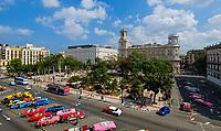 HAVANA, CUBA - CIRCA JANUARY 2020: Havana Central Park