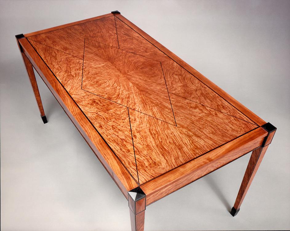 Curators desk detail