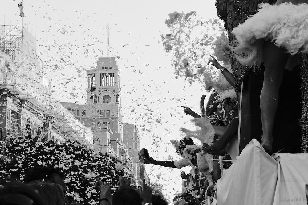 Gay Pride, Madrid, Spain
