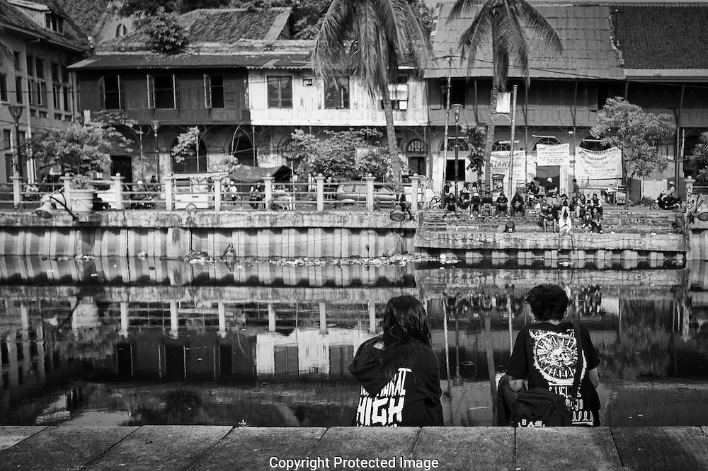 Kota Tua Batavia<br /> Bagian kota Jakarta tertua yang pada saat awal disebut sebagai Batavia