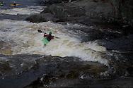 Double Drop Rapid, Bottom Moose River