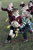 London Wasps Tag Festival. 17-1-09. Under 7s. Richmond College