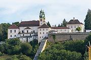 Paulinerkloster Mariahilf, Kirche, Passau, Bayerischer Wald, Bayern, Deutschland | abbey church Mariahilf, Passau, Bavarian Forest, Bavaria, Germany