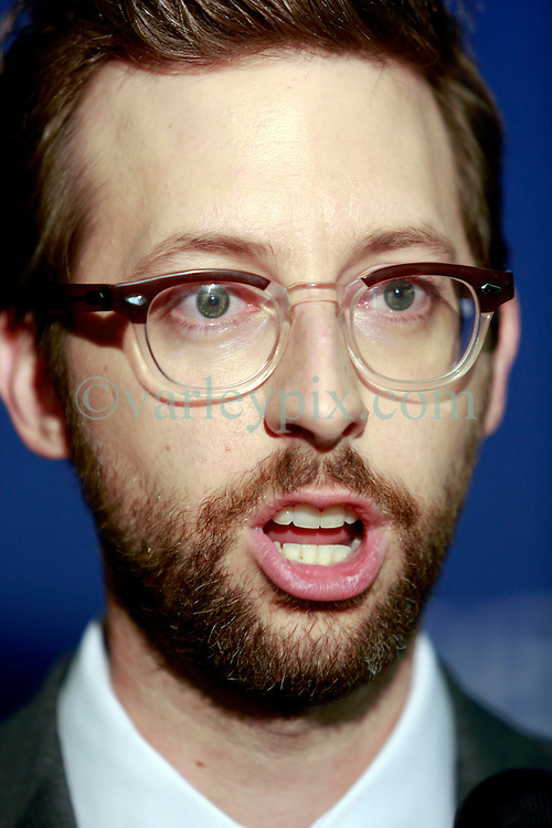 """17 September 2014. New Orleans, Louisiana.<br /> NCIS New Orleans. CBS Red carpet event at the WW2 Museum.<br /> Actor Rob Kerkovich - 'Sebastian Lund.""""<br /> Photo Credit; Charlie Varley/varleypix.com"""