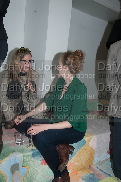 YVONNE LE FORCE; RACHEL FEINSTEIN, Bloomberg Venice Conversations, Siddhartha Mukherjee, Rirkrit Tiravanija and Tomas Vu Daniel cook lunch for Sarah Sze. Palazzo Peckham. Venice. Venice Bienalle. 31 May 2013