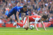 Arsenal v Manchester United - 7 May 2017