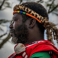 The Zulu people primarily live in the South African province of KwaZulu-Natal.  With an estimated population of around ten to eleven million.  The Zulu people are the largest Bantu ethnic group of South Africa.
