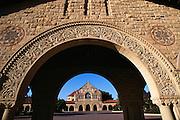 Silicon Valley, California; Stanford University.