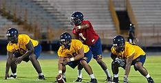 2012 A&T Football Preaseason Practice