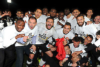 Joie Angers - Accession en L1 - 22.05.2015 - Angers / Nimes - 38eme journee Ligue 2<br />
