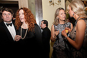 CHARLIE BROOKS; REBEKAH WADE;,MRS. ARNAUD BAMBERGER; COUNTESS OF DERBY,  The cartier Racing Awards hosted by Arnaud Bamberger and the hon Harry Herbert. Claridges. London. 17 November 2009.