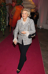DAME VIVIEN DUFFIELD at a 'A Night in Cartier Paradise' to celebrate a new collection of jewellery by Cartier, held at The orangery, Kensington Palace, London W8 on 25th October 2005.<br /><br />NON EXCLUSIVE - WORLD RIGHTS