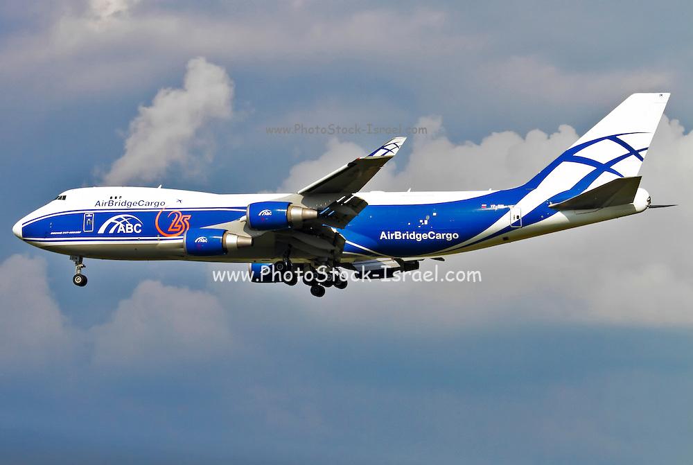 Air Bridge Cargo Boeing 747-400F