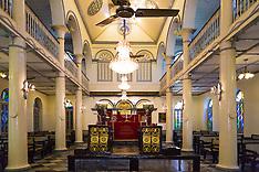 Musmeah Yeshua Syngagogue, 26th Street, Yangon, Myanmar