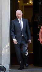 JUL 14 2014 William Hague quits as foreign secretary in cabinet reshuffle