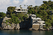 Villa on Steele Point at the Western tip of Tortola.