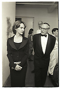 VICTORIA DUFFY, DENNIS HOPPER, Vanity Fair Serpentine Gala dinner. June 1995